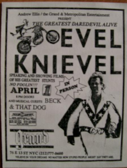 evil kneivel ad!