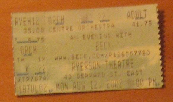 dave's ticket